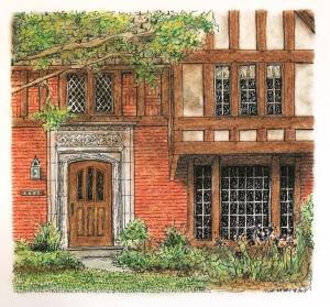 Tudor color