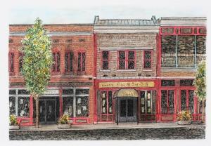 Nashville Streetscape
