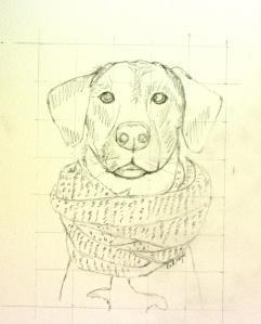 Black dog commission