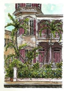 Key West color