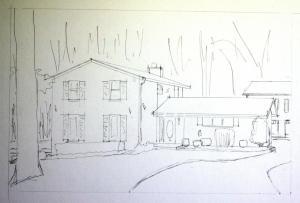 A Nashville house