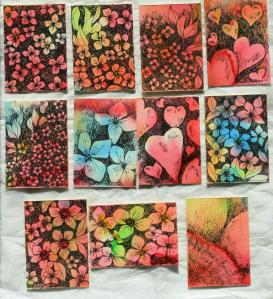 Aceo blanks 2